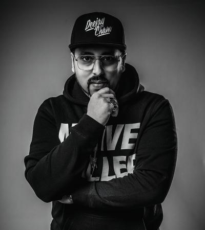 DJ Cham - Artist Amplifier